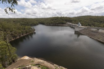 WaterNSW is pushing to have the raising of the Warragamba Dam wall categorised as critical state significant infrastructure.