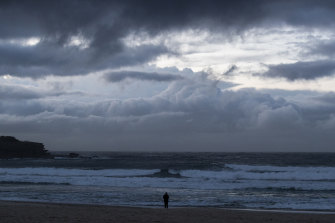 Damaging surf, possible periods of heavy rain are in the forecast for Sydney and parts of the coast south to the Victorian border.