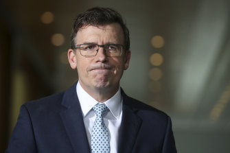 Minister for Population, Cities and Urban Infrastructure Alan Tudge.