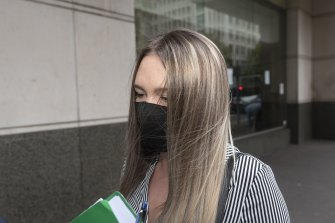 Monica Elizabeth Young is due to be sentenced in the NSW District Court in July.