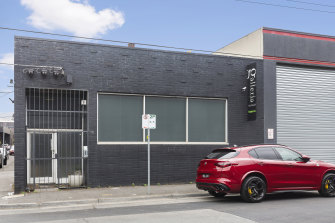 A developer has snapped up a brick warehouse at 79 Green Street.