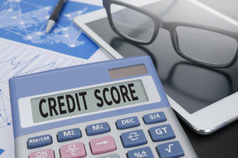 Surprisingly low credit scores are seeing many home loan refinancing requests rejected.