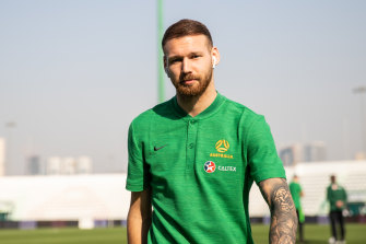 Martin Boyle has had an injury-ravaged 2019.