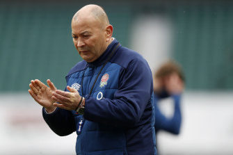 Eddie Jones' England lost to Ireland, Scotland and Wales for the first time since 1976.