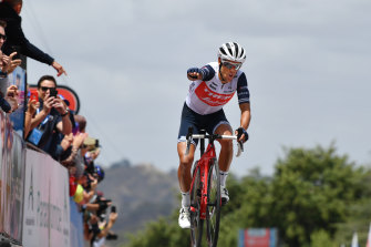Richie Porte still has lofty ambitions, this weekend with the Tour Down Under and then on the road again to the Tour de France.