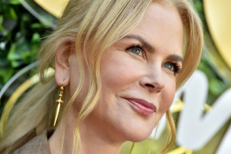 Cover girl no more: Nicole Kidman had been in talks about posing for the cover of Harper's BAZAAR Australia's October issue.