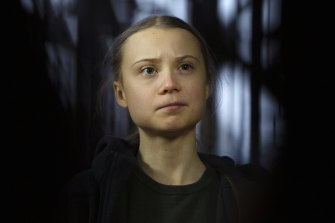 Greta Thunberg's fame was matched by self-empowerment.