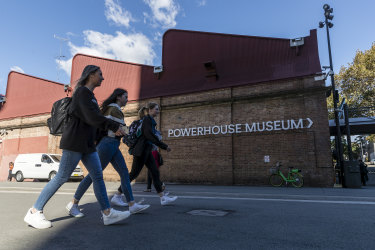 A date is yet to be set for the reopening of the Powerhouse Museum.