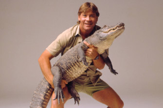 The late Steve Irwin worked tirelessly to expand his family's reptile and fauna park on the Sunshine Coast, renaming it Australia Zoo in 1998.