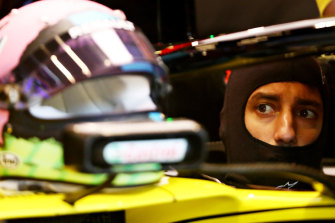 Daniel Ricciardo has been rocked by the death of young Renault driver Anthoine Hubert.