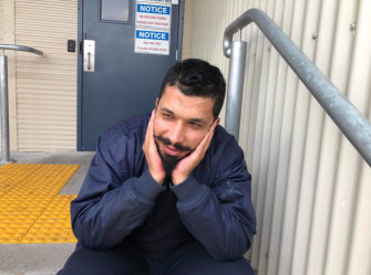 Abdul Aziz, 23, died at Melbourne Immigration Transit Accommodation (MITA) in Broadmeadows on Friday night.