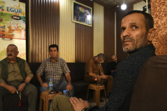 "Former Peshmerga captain Ibrahim Mohammed discusses the US ""betrayal"" of the Kurds."