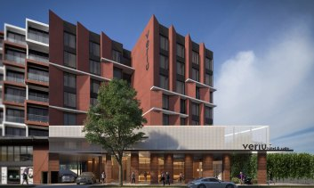 Planned Veriu hotel at Green Square, Sydney