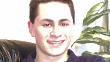 A Facebook image of the suspect behind the Texas bombings, Mark Anthony Conditt, who blew himself up.