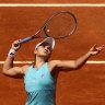 Stuck in the mud: Lack of red dirt has hurt Australian tennis