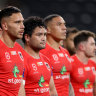 McGregor plays down Dragons exodus as Luke quits embattled Red V