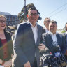 Daniel Andrews eyes private investors to fund Suburban Rail Link