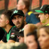 Maxwell left 'shattered' as Stars blow it