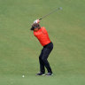 Langer poised to become oldest to make Masters cut