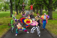 Community arts festival The Village will take place in Edinburgh Gardens for the final time this year.