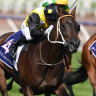 In Her Time deserved to win a big group one says Kris Lees