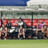 AFL urged to resist increasing interchange despite shorter breaks between games