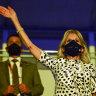 Jill Biden's Olympics trip more than just fun and games