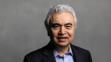 International Energy Agency executive director Fatih Birol says net zero by 2050 presents challenges and opportunities for Australia.