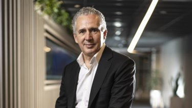 Telstra CEO Andy Penn has unveiled the telco's T25 strategy.