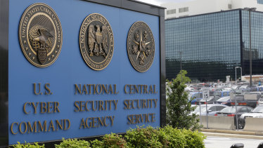 The National Security Agency where all fingers are pointing to Russia as author of the worst-ever hack of US government agencies.