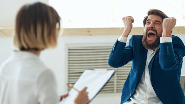 When facing BS at work, the first step might be accepting it is inevitable.