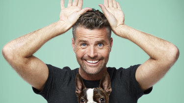 """If people want to have a vaccine, so be it, that is their perogative,"" Pete Evans said during the Facebook interview."