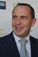 Chris Waller is looking for his first group 1 win of the autumn at Rosehill