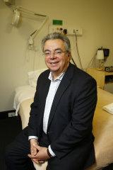Dr Ron Grunstein, professor of sleep medicine at Sydney's RPA Hospital.