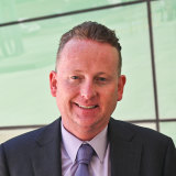 Momentum Wealth founder and REIWA president Damian Collins.