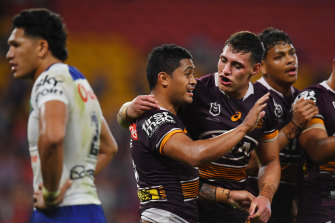 Anthony Milford put on a vintage performance on Sunday night, in an effort which would have had Rabbitohs fans buzzing.