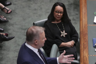 Barton MP Linda Burney and Labor leader Anthony Albanese, who is the MP for Grayndler,  have joined a push to preserve Marrickville Golf Club's 18-hole course.