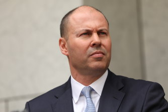 Treasurer Josh Frydenberg attended a virtual meeting of G20 finance ministers where overhauling corporate tax rates was a key discussion point.