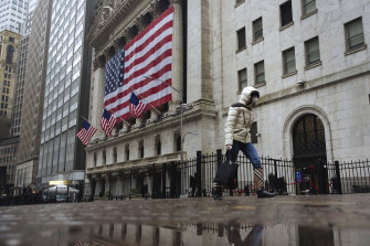 Stocks moved broadly higher on Wall Street at opening on Tuesday.