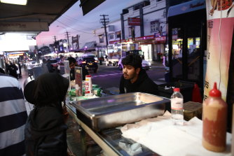 Haldon Street in Lakemba is in need of TLC, says Canterbury-Bankstown mayor Khal Asfour.