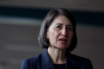 Premier Gladys Berejiklian has conceded the Coalition is likely to lose the byelection in the Upper Hunter.