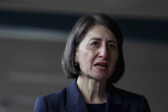 NSW Premier Gladys Berejiklian wants to see vaccines supplied to GPs and mass vaccination centres.