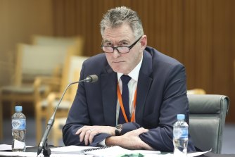 """NAB CEO Ross McEwan """"We remain optimistic about the long term outlook"""""""