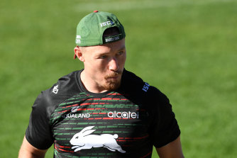 Damien Cook thought things would be fine if the NRL could have got through the first month.
