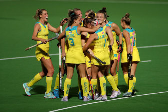 Funding for the Hockeyroos is under the microscope months out from the Tokyo Games.