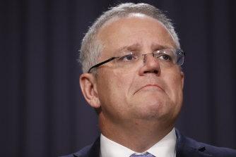 Prime Minister Scott Morrison has announced further travel bans.