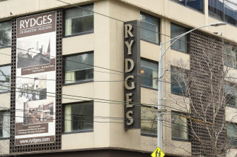 Rydges on Swanston hotel, one of the worst sites of infection from hotel quarantine.