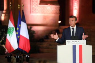 During his September 1 visit, Emmanuel Macron gave a 15-day deadline for the Lebanese government to form a new cabinet.