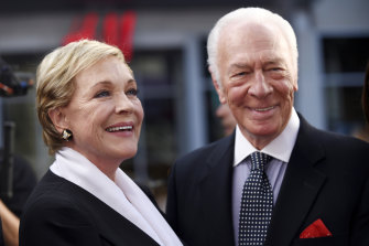 Julie Andrews and Christopher Plummer became household names after The Sound of Music was released.