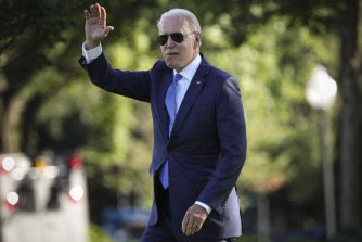 US President Joe Biden has been forced to walk back threats he made to Republicans following a backlash.